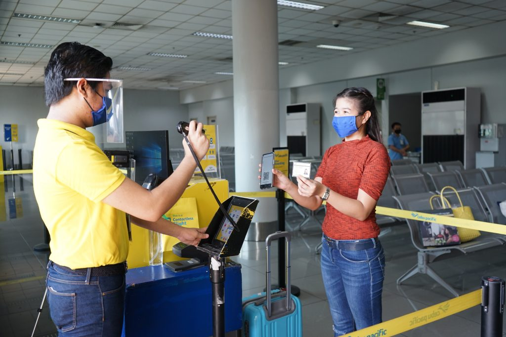 Flying with Cebu Pacific in the New Normal