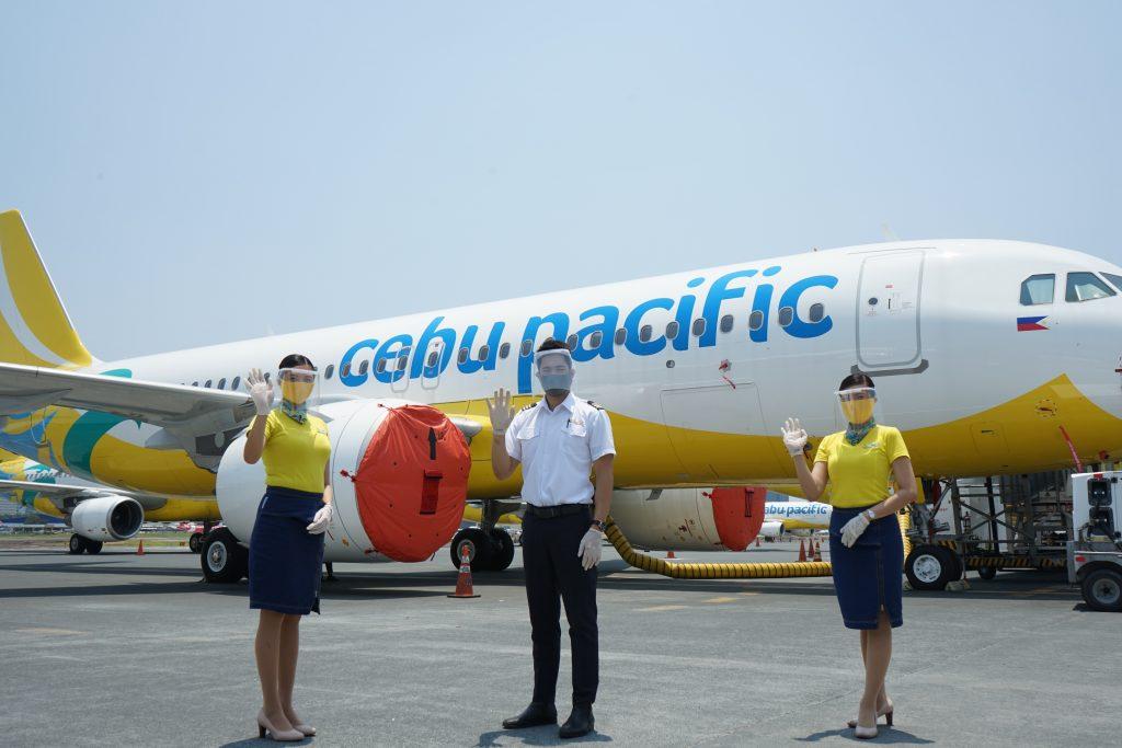 Cebu Pacific Removes Change Fees
