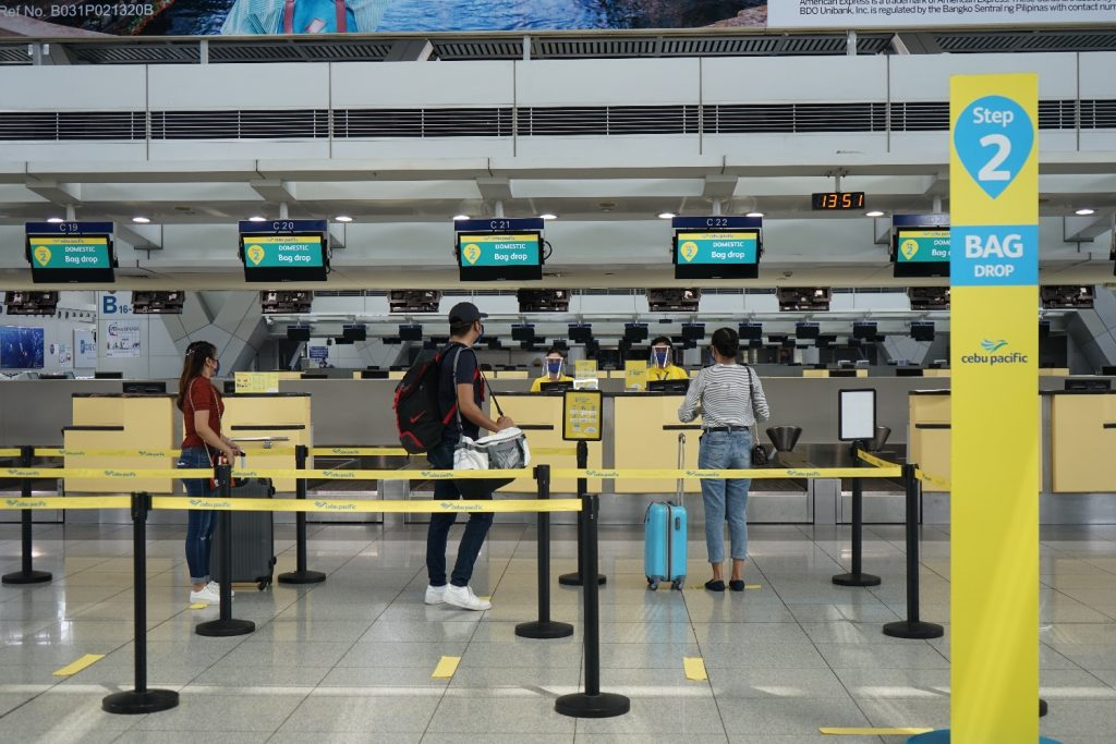 Cebu Pacific Releases Entry Restrictions for Foreign Nationals