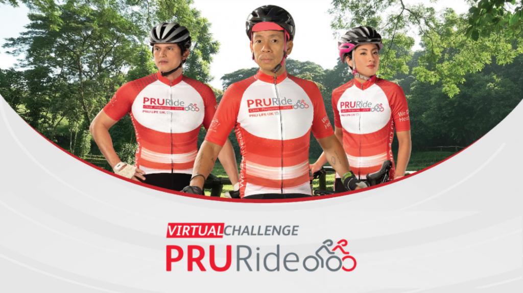 Cycling fest goes virtual via health app
