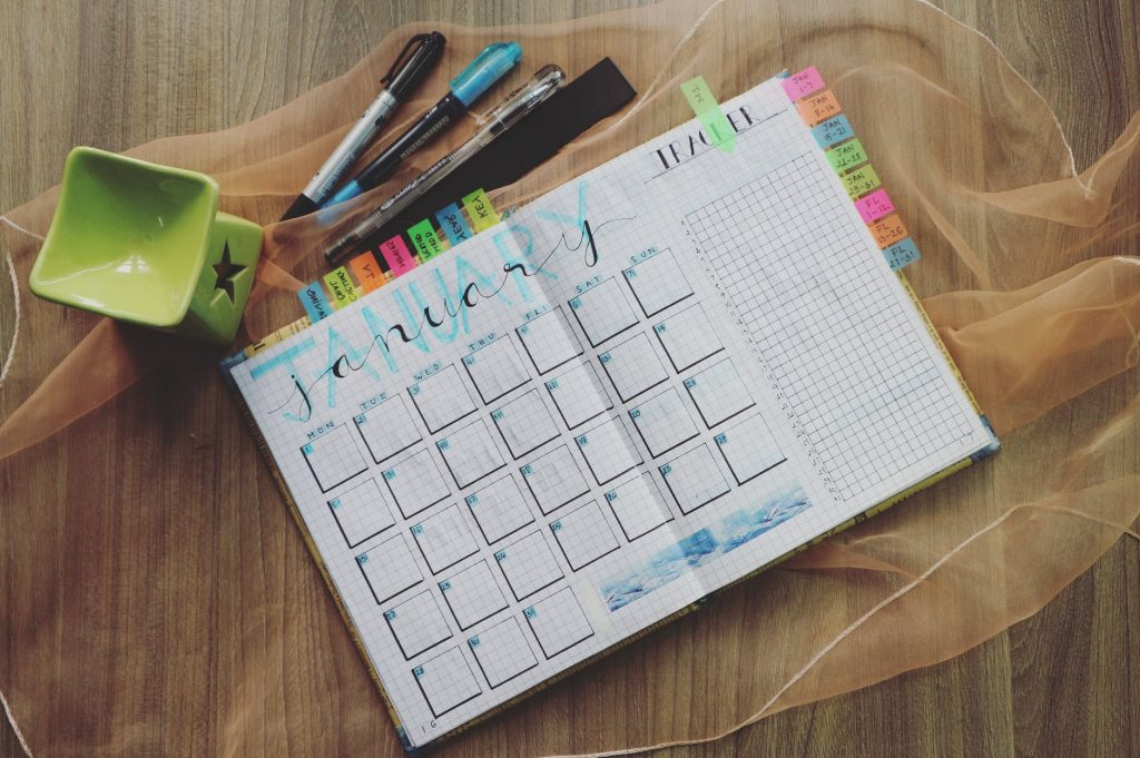 3 Ways to Build Healthy Habits for the New Year