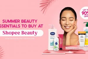 Shop These Summer Skincare and Makeup Essentials with Shopee Beauty