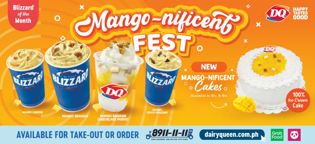 Dairy Queen's Mango Fest is Your Perfect Summer Dessert