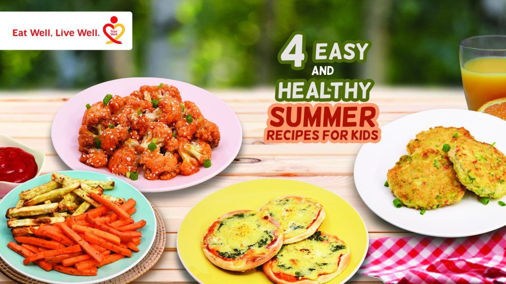 4 Easy and Healthy Summer Recipes for the Picky Eater