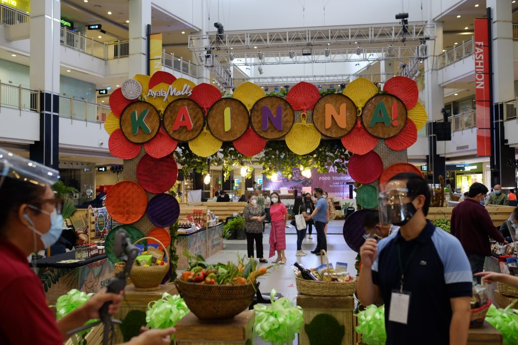 Food and culinary tourism highlight in DOT's food fest