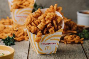 McDonald's Famous Twister Fries Makes A Comeback