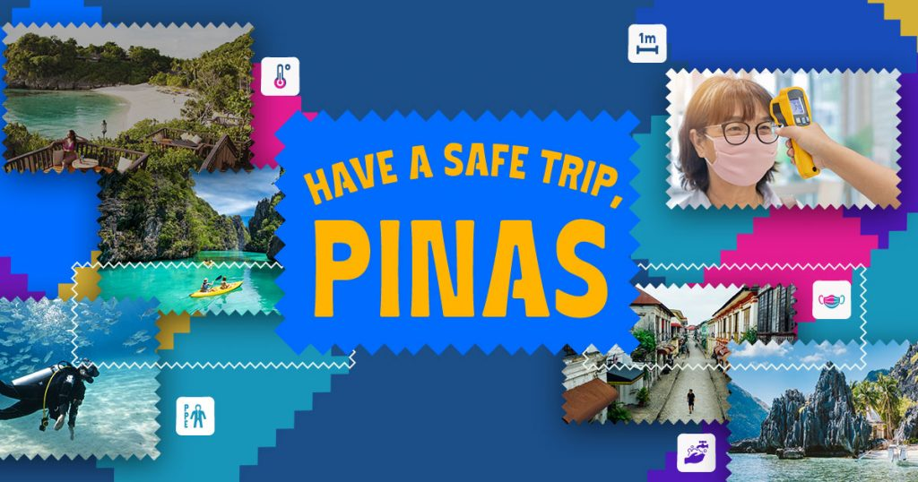 DOT, TPB Safety Protocol Materials Distributed for Domestic Tourism Campaign
