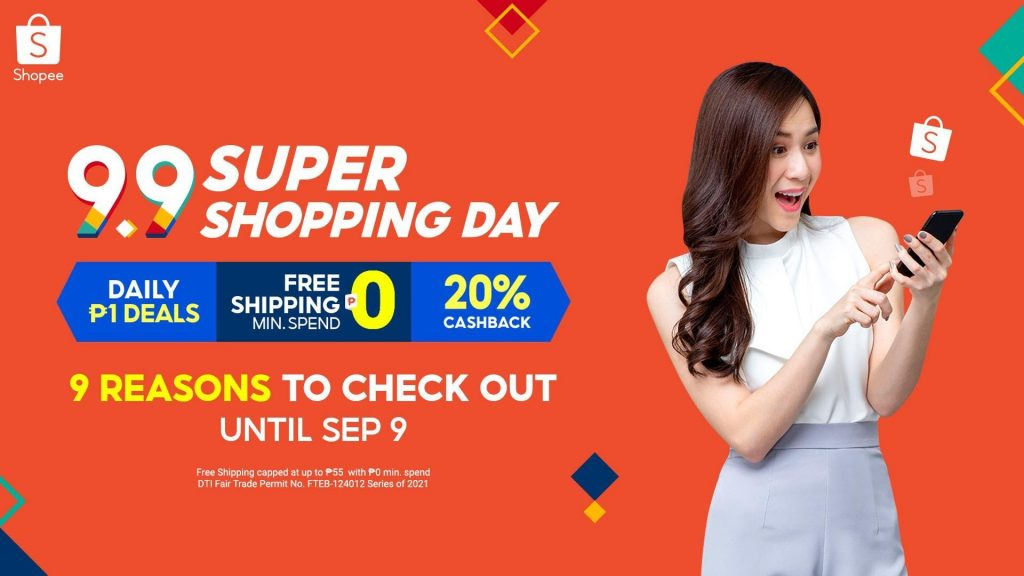 News Update | 9 Reasons to Check Out 9.9 Super Shopping Day, Shopee's Most Action-Packed and Rewarding Sale Yet