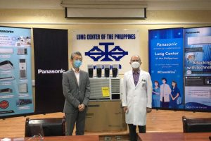 Medical Institutions Receive Panasonic Window-type Aircon Donation for Fresher Quality of Air