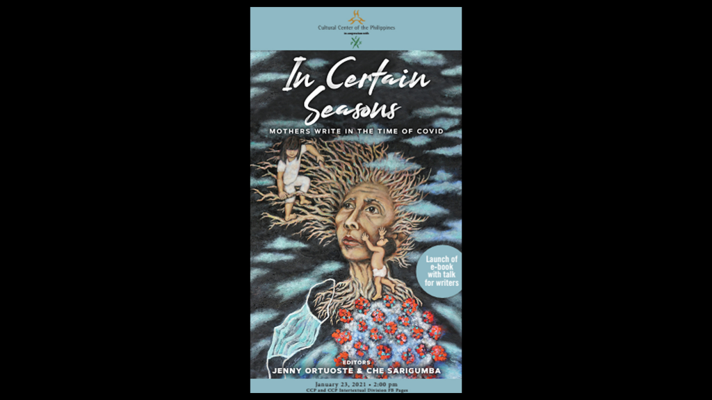 CCP Launches 'In Certain Seasons: Mothers Write In The Time Of COVID' E-Book