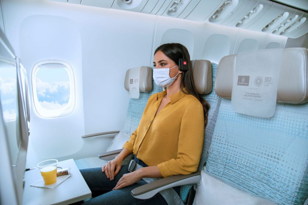 More Space, More Privacy: Economy Class Flyers Can Purchase Empty Adjoining Seats
